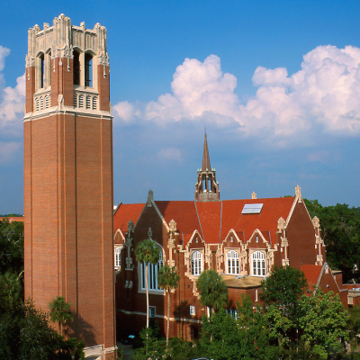 UF campus higher education